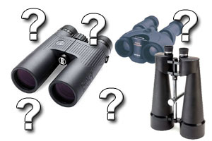 Choosing Binoculars