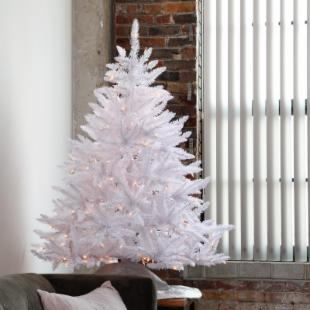 Winter Park Tabletop Pre-lit Christmas Tree - 4.5 ft.
