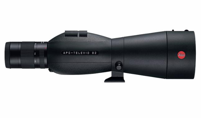 Leica Televid APO 82mm Straight Spotting Scope Body