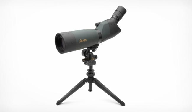  Alpen 20-60x80 Angled Body Waterproof Spotting Scope
