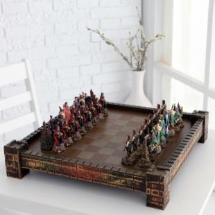 Lancelot's Revenge Medieval Chess Set