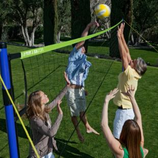 Park & Sun Spiker Flex Volleyball Set
