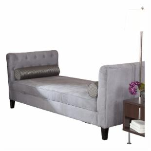 Melrose Daybed- Slate