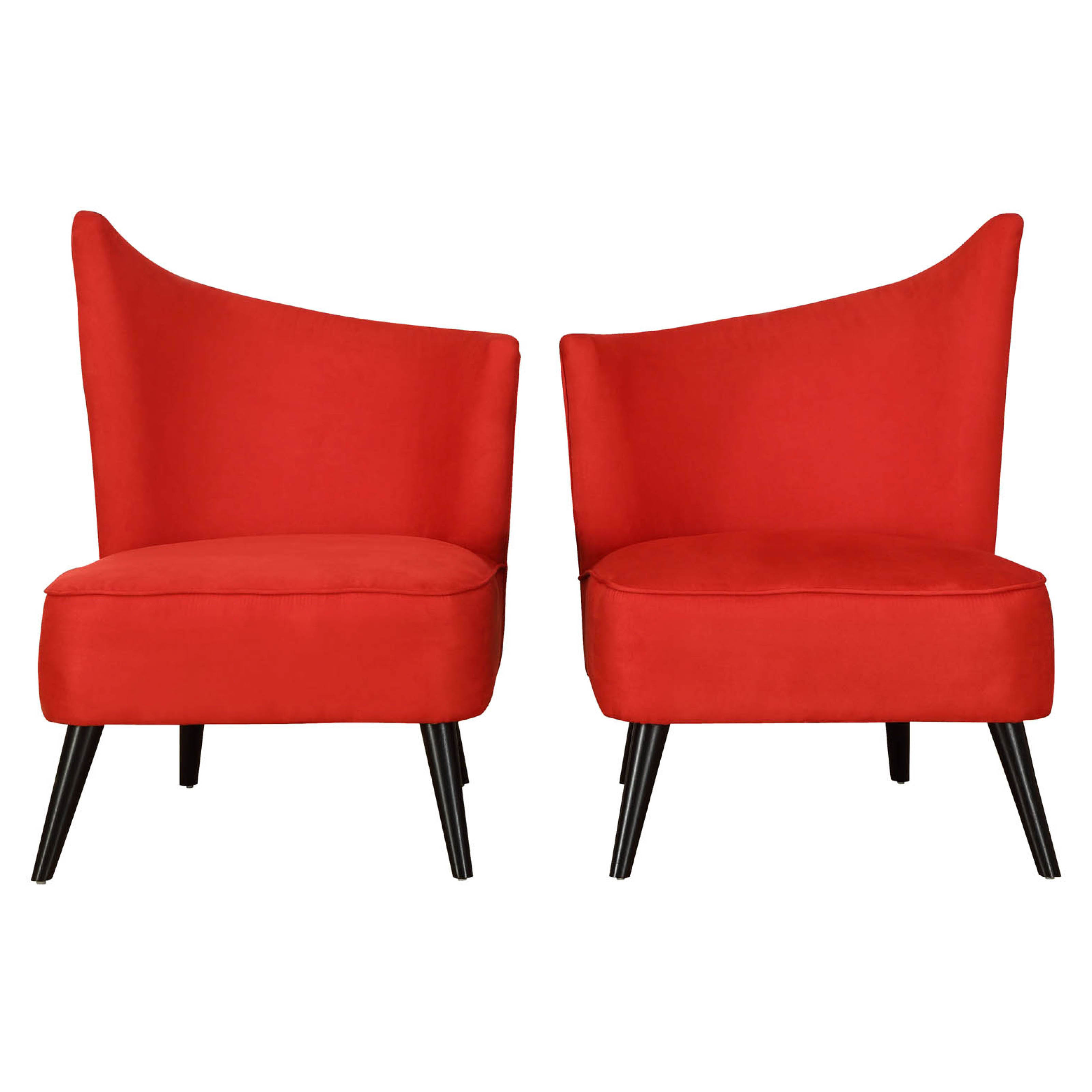 Pics s Red Accent Chairs For Living Room