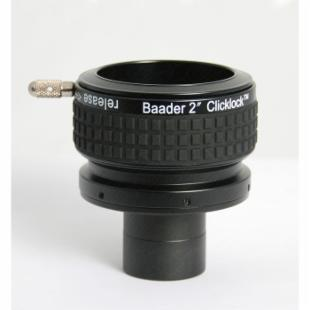 Baader Planetarium ClickLock 1.25 to 2 Inch Expansion Adapter