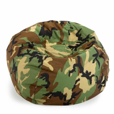 Ace Bayou Small Twill Camouflage Lounger Bean Bag Chair