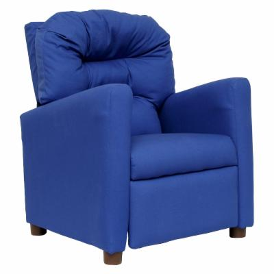 Ace Bayou Juvenile Recliner   Royal Blue