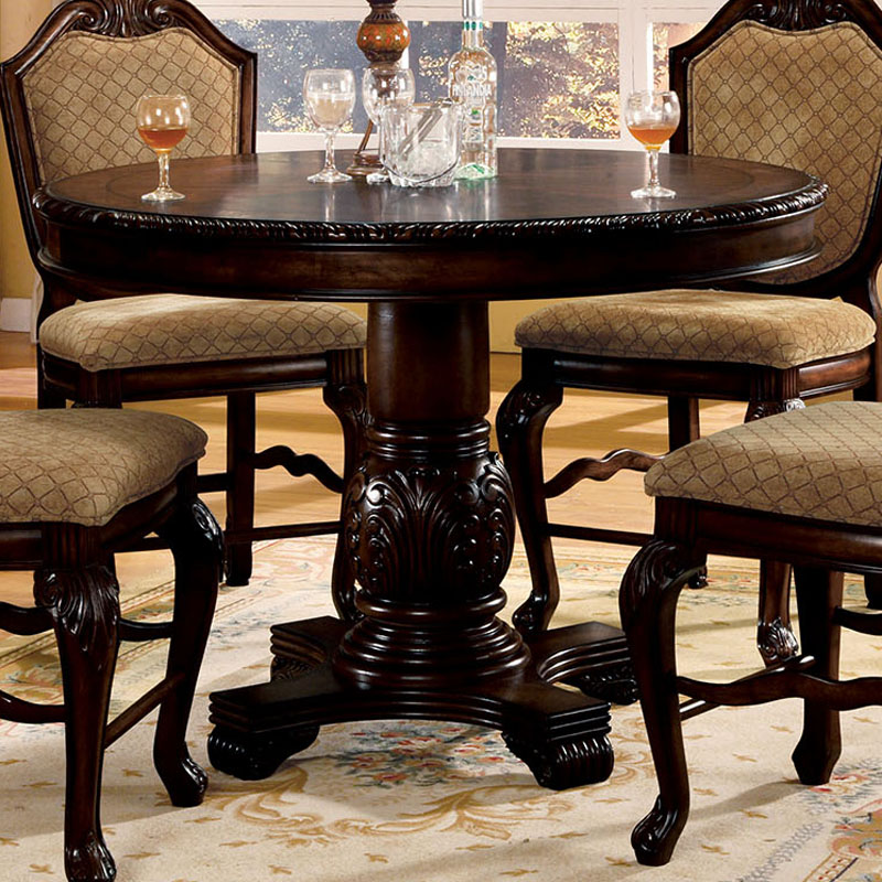 Acme Furniture Chateau De Ville Round Counter Height