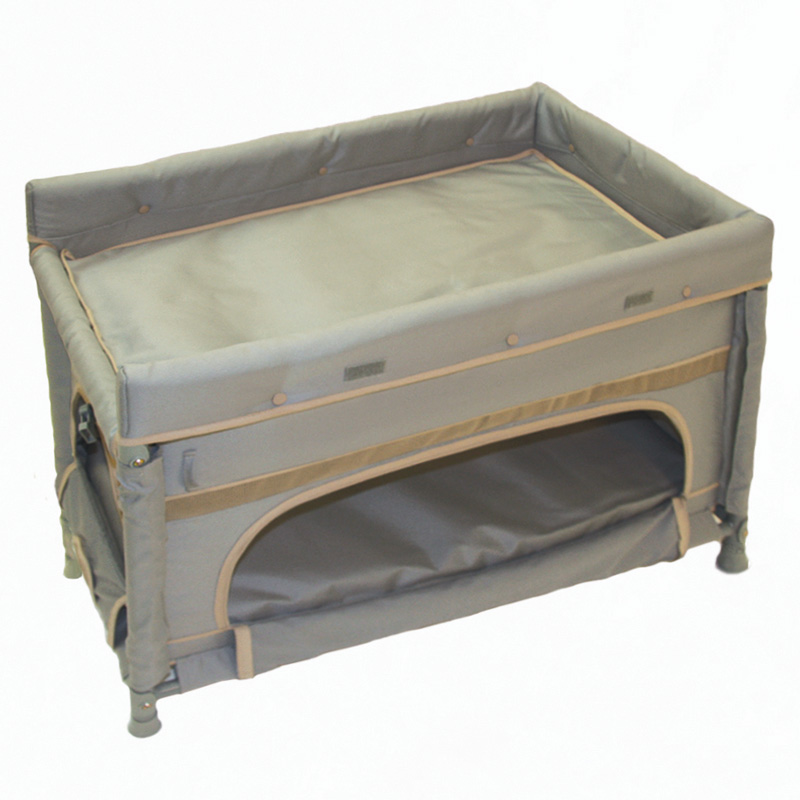 Duplex pet bunk bed regular at hayneedle for Pet bunk bed gallery