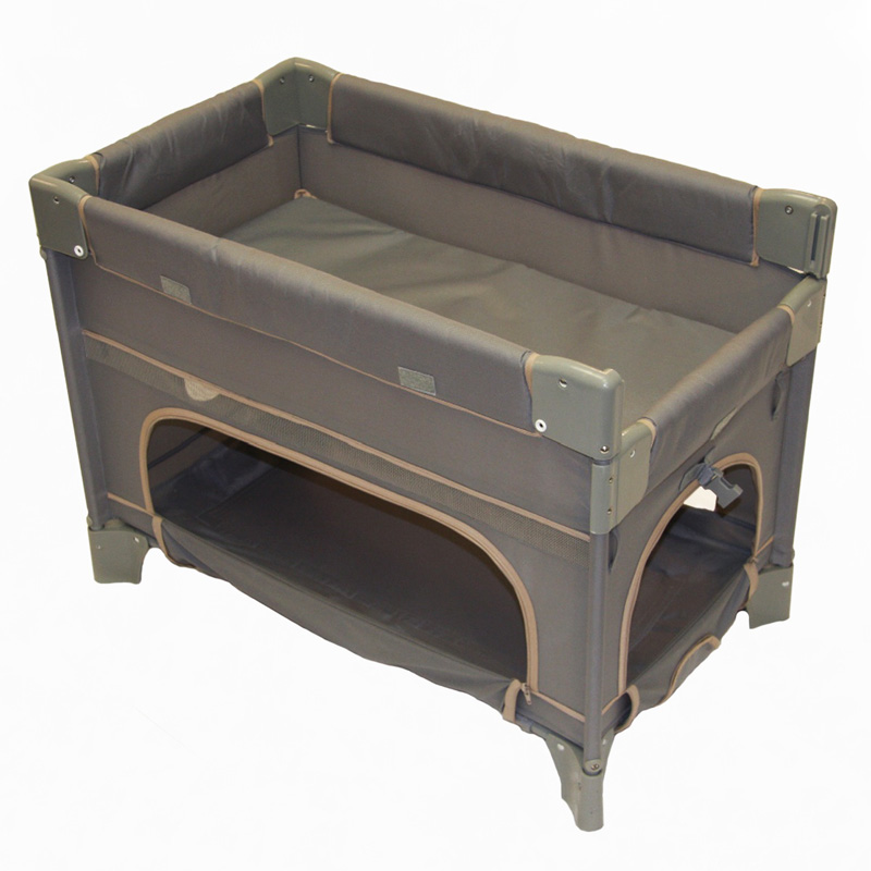 Portable travel pet bunk bed regular dog beds at hayneedle for Pet bunk bed gallery