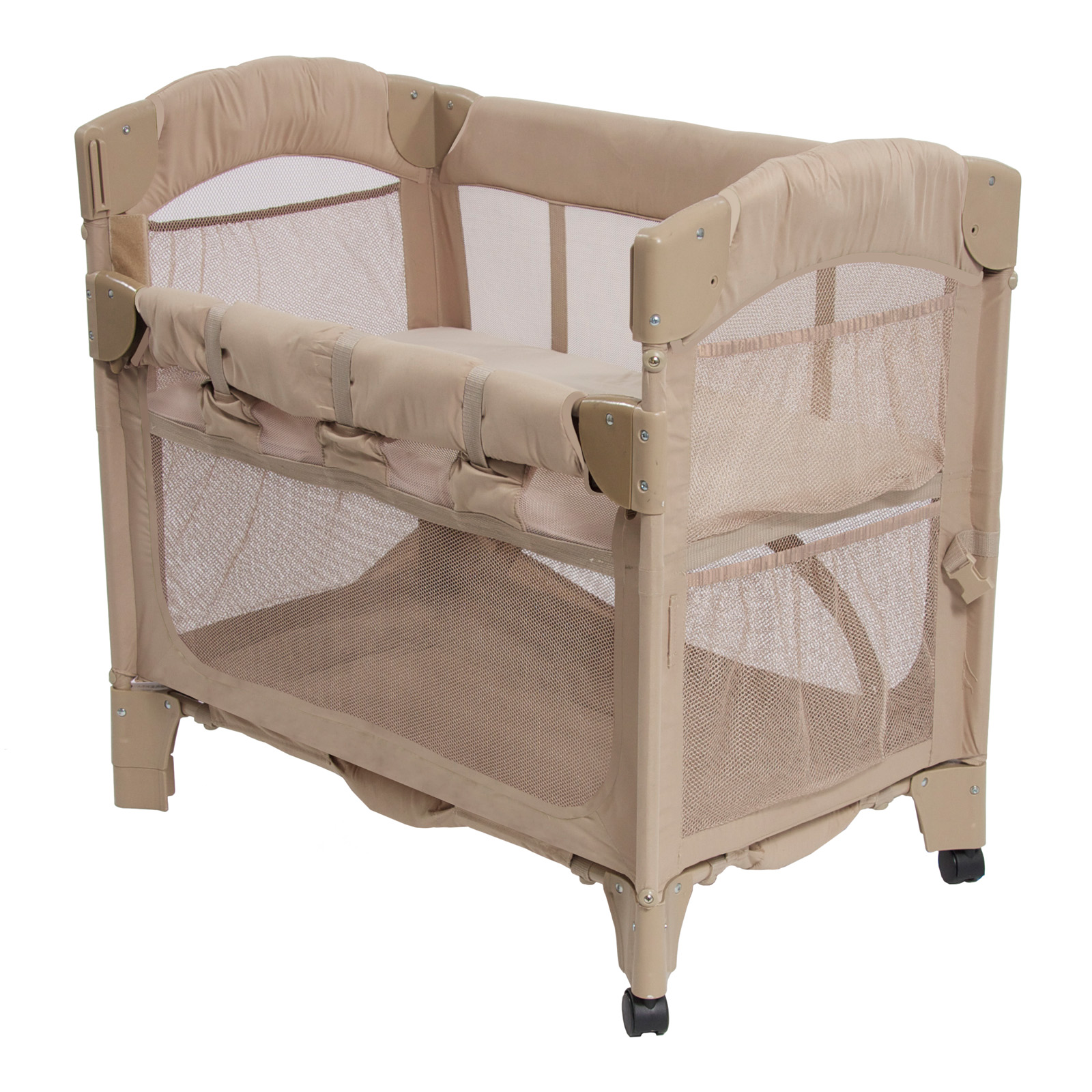 arms reach mini arc co sleeper bassinet cradles
