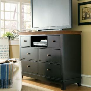 Sterling Pointe Media Chest