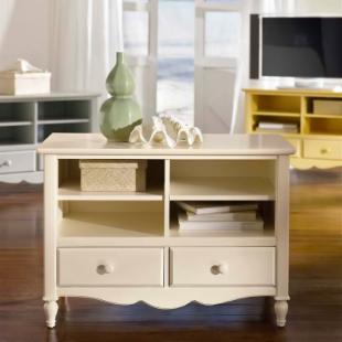 Lea Seaside Dreams Entertainment Media Cabinet