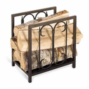 Pilgrim Iron Gate Log Rack