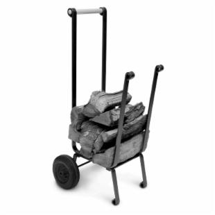 Big Wheel Firewood Cart