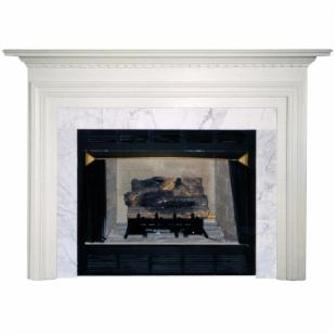 Agee Woodworks Normandy Wood Fireplace Mantel Surround