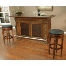 AHB Sonata Bar with 2 Bar Stools