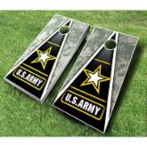  U.S. Army Tournament Cornhole Set