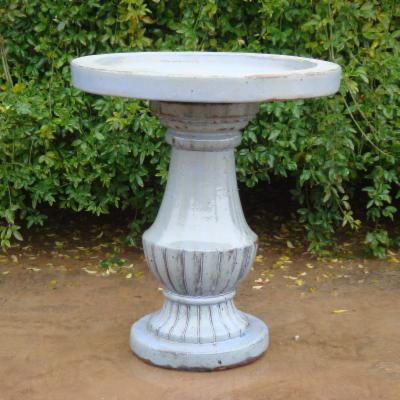 Corsica Ceramic Bird Bath Best Price