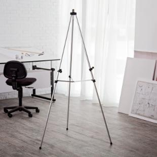 ALVIN&reg; Aluminum Display and Painting Easel