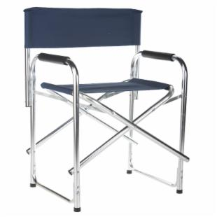 18 Inch Deluxe Aluminum Frame Director Chair