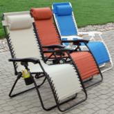  Coral Coast Zero Gravity Lounge Chair