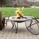 Newport Dome Lid Fire Pit