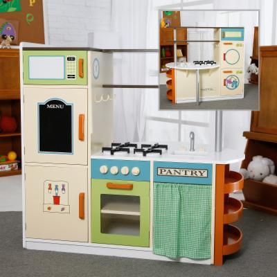 Classic Playtime Grand Kitchen Set   Popcorn