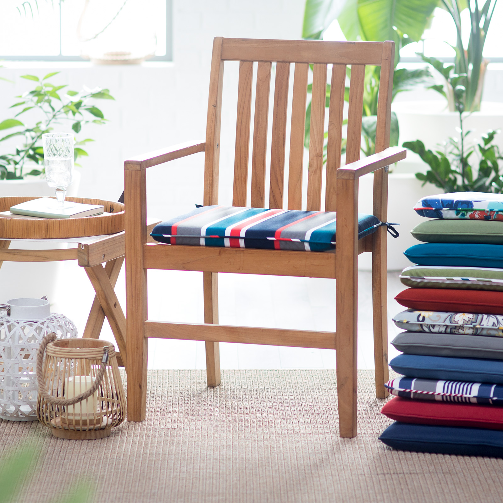 rocking chair cushions outdoor cushions on hayneedle rocking chair cushions outdoor cushions for sale - Wooden Rocking Chair Cushions