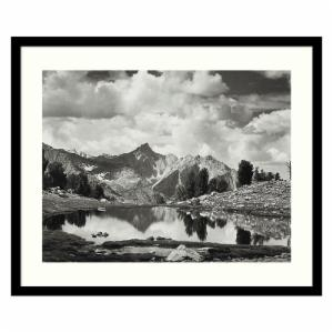 Mount Clarence King, 1925 Framed Wall Art by Ansel Adams