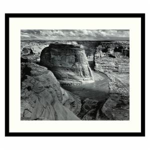 Canyon de Chelly National Monument Framed Wall Art by Ansel Adams