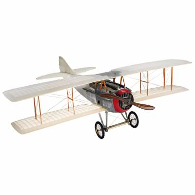 Authentic Models Transparent Spad Model Airplane - Medium
