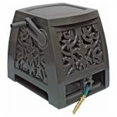 Ames NeverLeak Auto-Track Designer Series Hose Cabinet - 225 ft.