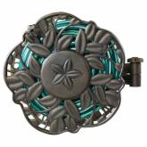 Ames ReelEasy Decorative Wall Mount Hose Reel with Swivel Feature