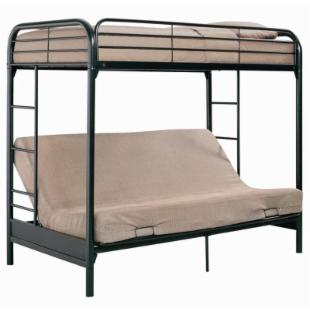 Barwick Twin over Futon Bunk Bed