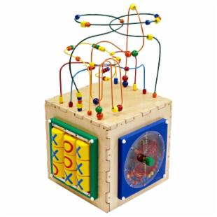 Anatex Deluxe Busy Cube Activity Center