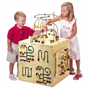 Anatex Play Cube Activity Center