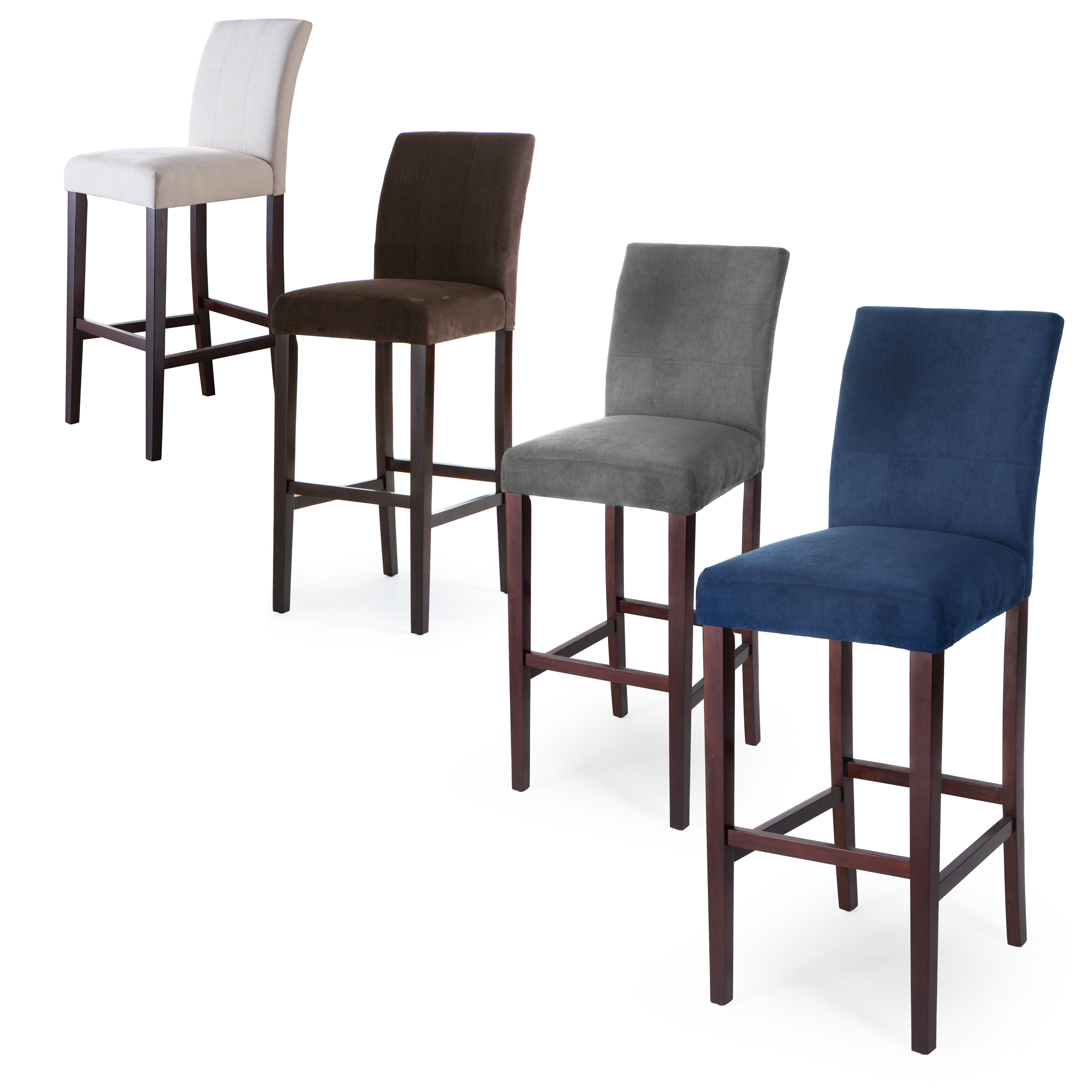 Palazzo inch extra tall bar stool set of