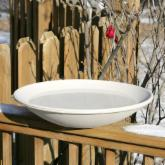  Allied Precision Heated Deck Mount Bird Bath