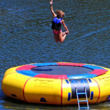  Island Hopper 15-ft. Classic Water Trampoline