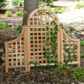  Andover 5-ft. Cedar Wood Arch Trellis