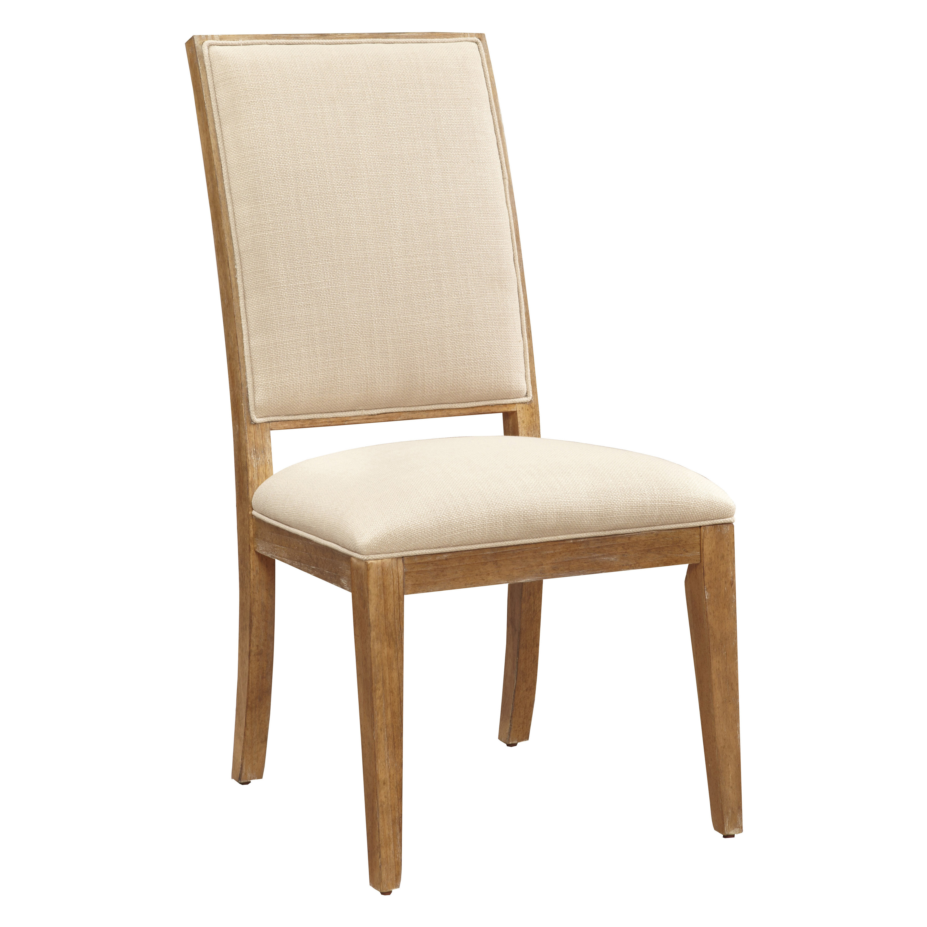 A r t furniture ventura side chair weathered chestnut for A r t dining chairs