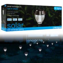  Westinghouse Premium Stainless Steel Solar Light - set of 14