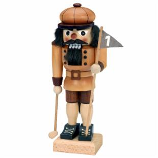 Christian Ulbricht Natural Golfer Nutcracker