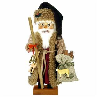 Christian Ulbricht Limited Edition Wildlife Santa Nutcracker