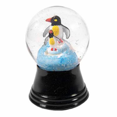 Small Penguin Snow Globe