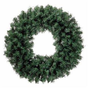 30 in. Canadian Unlit Christmas Wreath