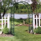 Austram Vintage 7.25-ft. Iron Arch Arbor