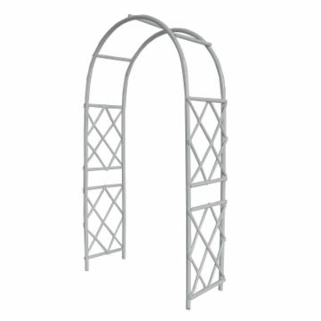 Austram Fairy Garden Argyle Arbor - White