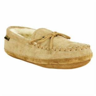 Old Friend Soft Sole Moccasins Womens and Mens Slippers